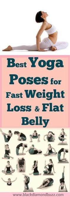 Yoga Poses How To Lose Weight Fast? If you want to lose weight badly and achieve that your dream weight, you can naturally lose that stubborn fat in 10 days with this best yoga exercises for fast weight loss from belly , hips , thighs and legs. It also #healthandfitnessweightloss