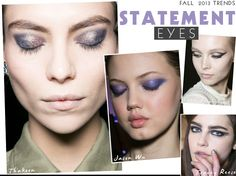 Fall 2013 Trend Report: 12 Trends to Get You Through the Season | Beauty High