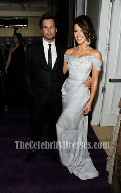 Kate Beckinsale Evening Dress 14th Annual Costume Designers Guild Awards