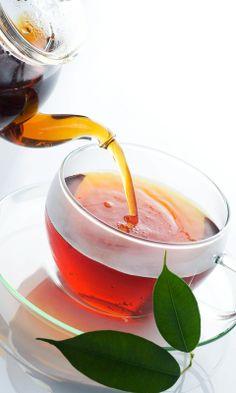 Lekker kopje thee.