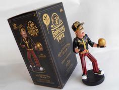 @Blanquitoman  @Balkongtoys diseño Caja y muñeco de colección Para encargos y pedidos balkongtoys@gmail.com