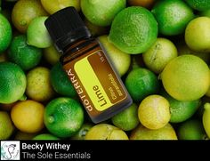 Due to its high limonene content, dōTERRA® Lime essential oil provides internal cleansing benefits and can be diffused to help purify the air and naturally clean surfaces. It's ability to uplift, balance, and energize make it a favorite addition to aromatherapy.  #lime #uplift #balance #energize #purify #cleansing  #wellbeyondhealthcare #thesoleessentials