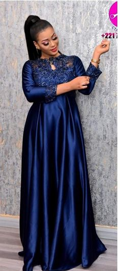 African Maxi Dresses, Latest African Fashion Dresses, Cute Little Girl Dresses, Girls Dresses, African Clothing For Men, Hijab Fashionista, Anna, Africa Fashion, Classy Dress