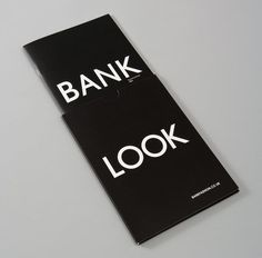Look Book for the launch of the BANK Fashion Autumn/Winter 2011 collection