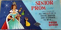 The Senior Prom Game | Community Post: 18 Vintage Board Games You Won't