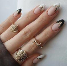 Fabulous Nails, Perfect Nails, Acrylic Nail Designs, Nail Art Designs, Nails Ideias, Luxury Nails, Minimalist Nails, Dream Nails, Creative Nails