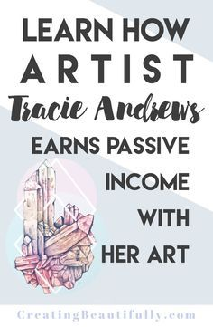 Learn to Grow your Digital Business - Learn how artist Tracie Andrews earns passive income with her art! Learn to Grow your Digital Business - Legendary Entrepreneurs Show You How to Start, Launch and Grow a Digital Hours of Training from Industry Titans Business Planning, Business Tips, Online Business, Business Class, Business Opportunities, Techno, Arte Online, Sell My Art, Selling Art Online