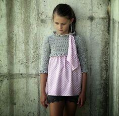 El Crochet Es Tendencia ** ColeccióN Oi2014-2015 Lan Fairy**