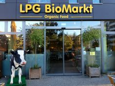 LPG - billed as Europe's biggest bio supermarket