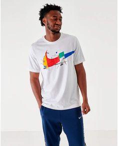 Nike Men's Sportswear Game Changer T-Shirt Nike Outfits, Boy Outfits, Nike Clothes Mens, Trendy Collection, Nike Free Shoes, Nike Sportswear, Nike Men, Shirt Style, Men Shirt