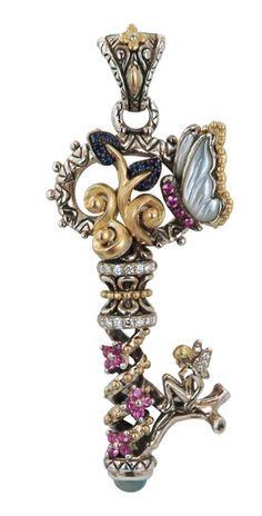 Barbara Bixby Fairy Key I Love this I so want this!!!!