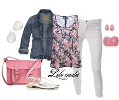 LOLO Moda: Spring - Summer fashionable outfits, http://www.lolomoda.com/