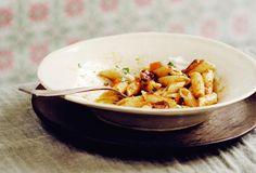 Pasta Puttanesca from Leite's Culinaria