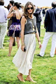 Vestido largo ligero | festivales de verano