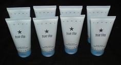 Lot of 8 Tommy Hilfiger True Star Scented Body Lotion 2.5 oz each #TommyHilfiger