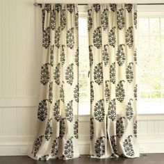 Curtain Ideas for living room.