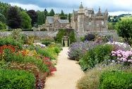 Abbotsford, the home of Sir Walter Scott.  A place to visit on a day out from Edinburgh. #ScotlandHour