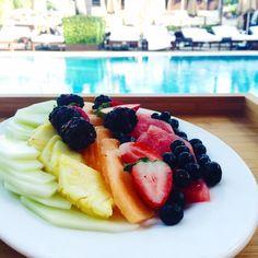 The Setai Miami | Fruit Plate
