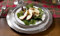 Match Pewter Viviana Dinnerware from www.didriks.com