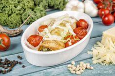 Rezept-Tipp: Grünkohl-Crespelle // #Rezept #RezeptTipp #Grünkohl #Kochen #Crespelle #Tomaten #Vitamine #Superfood / gepinnt von www.MeerART.de
