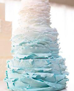 Wedding Cake Inspiration | CharlestonWeddings | Charleston, SC