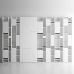 MDF Italia Open Bookcase, Bookcase Storage, Shelving, Bookshelves, Shelf Furniture, Furniture Design, Decor Inspiration, Bookshelf Design, Furniture Arrangement