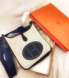 New Second Hand Authentic Hermes Bag