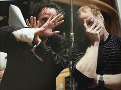 Tim & Danny react to the Twerking-Octogenarian-O-Gram sent to Danny's home studio by a vindictive Hans Zimmer.