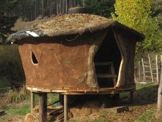 How to Build a Low-Cost, DIY Yurt from Sticks, String and Mud, from MOTHER EARTH NEWS magazine.