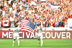The Best Photos From USA's World Cup Victory<<These photos made me cry. A lot. Like sobbing.