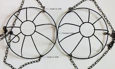 DIY Chandelier……..tutorial