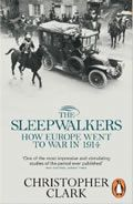 Book cover The Sleepwalkers by Christopher Clark