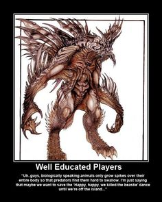 Well Educated Players