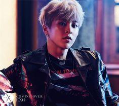Xiumin - Álbum Japonês 'Coming Over' EXO