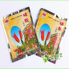 1 Bolsas De Flores Semillas y Fertilizantes de Potasio Dihidrógeno Fosfato Fertilizante Fertilizante Concentrado Jardinería Envío Gratis