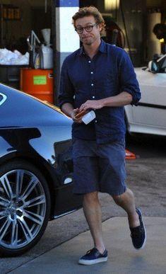 March 2012 Simon Baker, Handsome Older Men, Patrick Jane, The Mentalist, Actors & Actresses, Gentleman, Celebs, Boys, Wallpaper