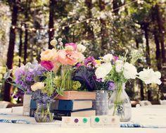 Centrotavola in fiore