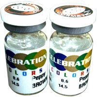 Buy celebration color toric Celebrationcontact lenses online at affordable prices from LensesDirect.co.in, one of the largest online contact lenses retailers in India.