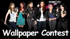 Frag Dolls Comic Con Wallpaper Contest! http://fragdolls.com/frag-dolls-comic-con-wallpaper-contest/