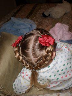 Girl Hairdos & Ideas: braids
