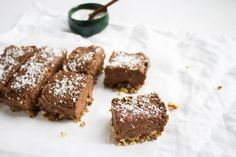 Chocolade-kokos+slice+(raw+&+vegan)
