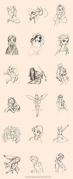 Princ Sketch