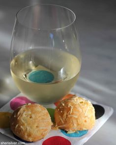 how to make pate a choux for cheese puffs