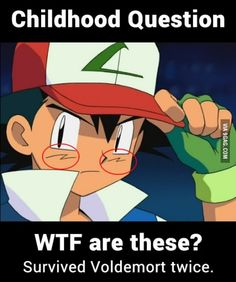 Ash Ketchum survived! He is twice the chosen one