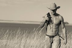 all girls are attracted to cowboys