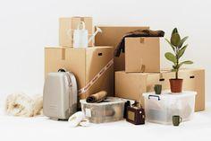Terapia da Casa: Uma casa dentro da caixa: organizando a mudança