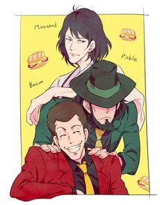 Me Me Me Anime, Anime Guys, Manga Anime, Anime Figures, Anime Characters, Fictional Characters, Otaku, Lupin The Third, City Hunter