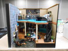 FR Chicago convention diorama