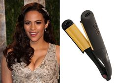 Review: CHI Digital Ceramic Deep Waver. Instantly fell in love with the easy-to-use tool! Think sultry pinup girl with a beachy edge | Styleblazer.com