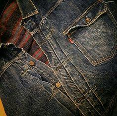 Levi's 519XX jacket